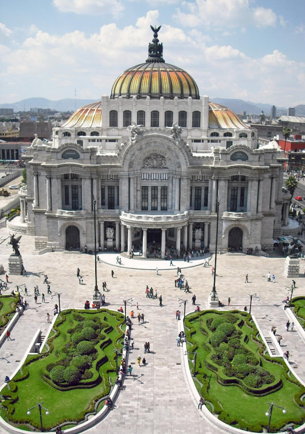 Bellas Artes Mexico City