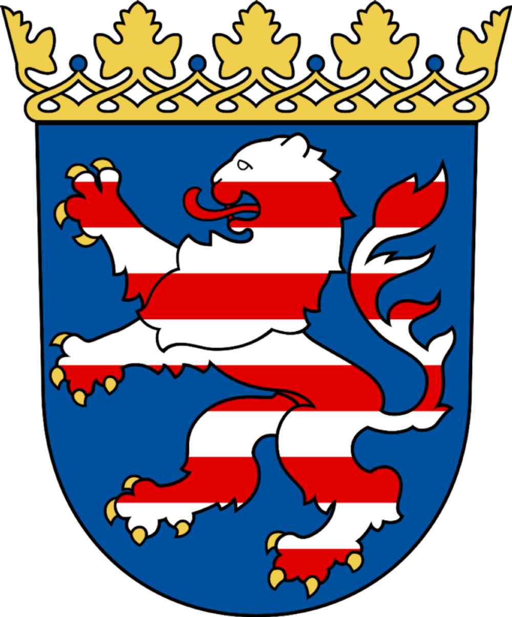 Hessen Coat of Arms